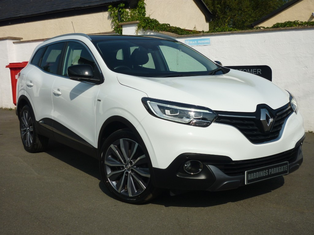 used Renault Kadjar SIGNATURE NAV DCI AUTOMATIC used cars in wirral-cheshire