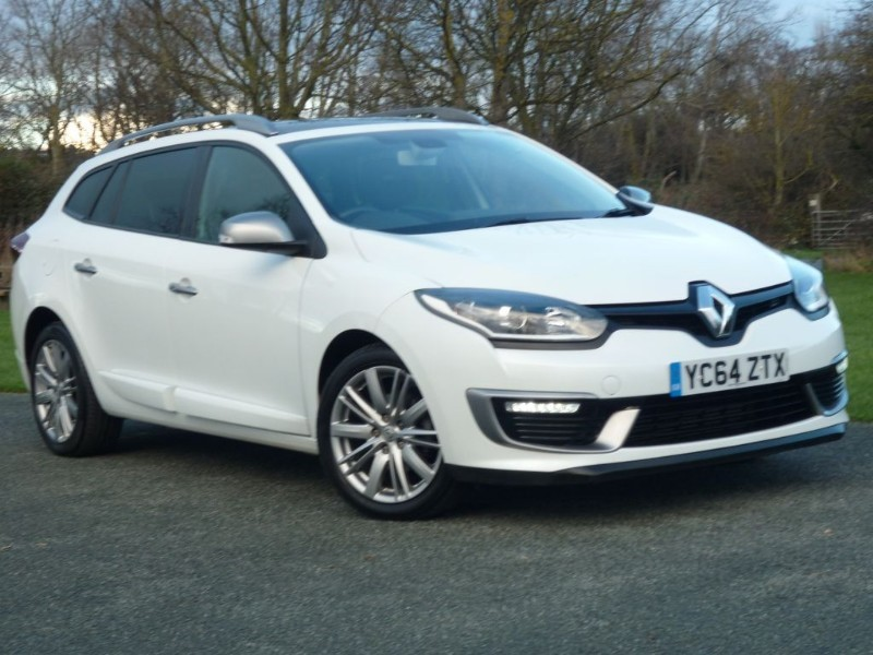used Renault Megane Sport Tourer Dci GT Line TomTom in wirral-cheshire