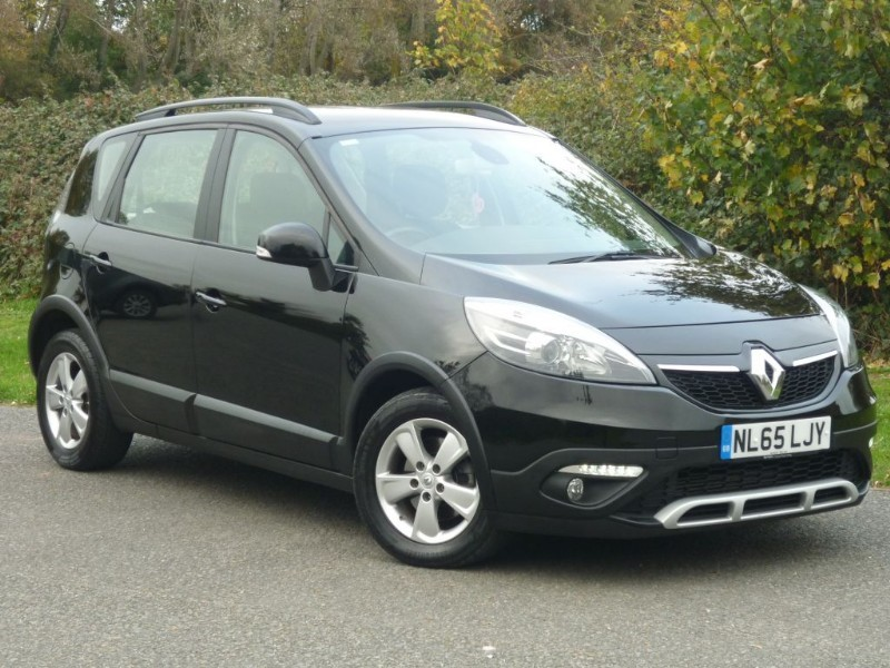 used Renault Scenic XMOD DYNAMIQUE NAV DCI in wirral-cheshire