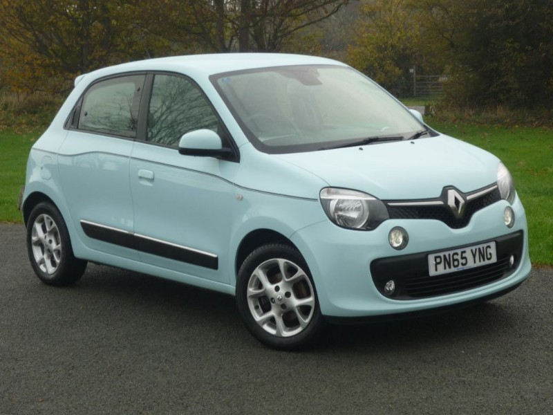 used Renault Twingo DYNAMIQUE SCE S/S in wirral-cheshire