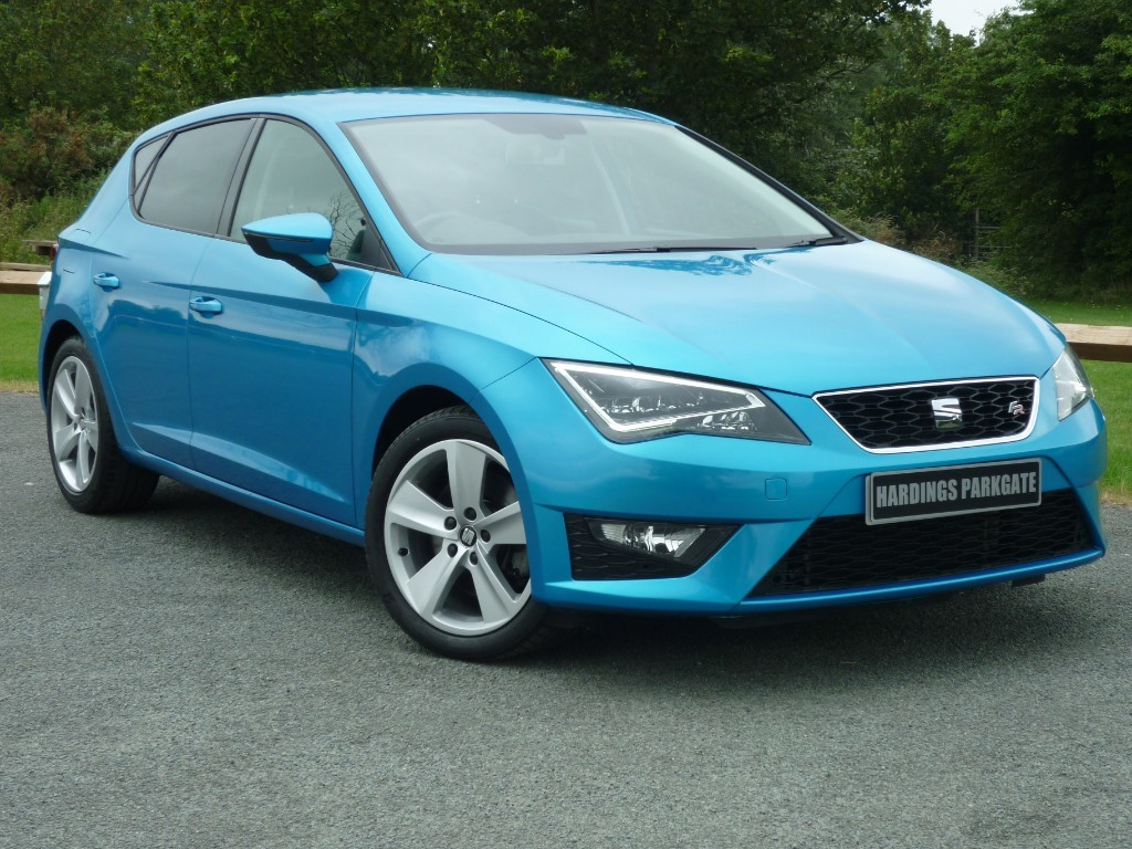 used SEAT Leon TDI FR TECHNOLOGY in wirral-cheshire