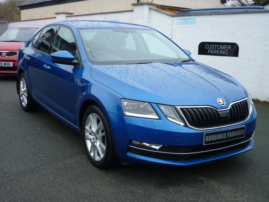 used Skoda Octavia SE L 1.4 TSI DSG AUTO WITH 2 YEARS FREE SERVICING* used cars in wirral-cheshire