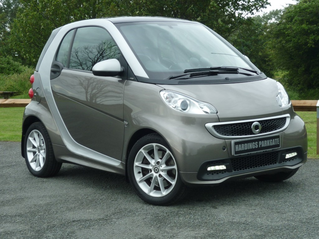 used Smart Car Fortwo Coupe PASSION AUTO in wirral-cheshire