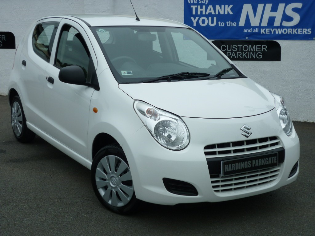 used Suzuki Alto SZ + AA WARRANTY in wirral-cheshire