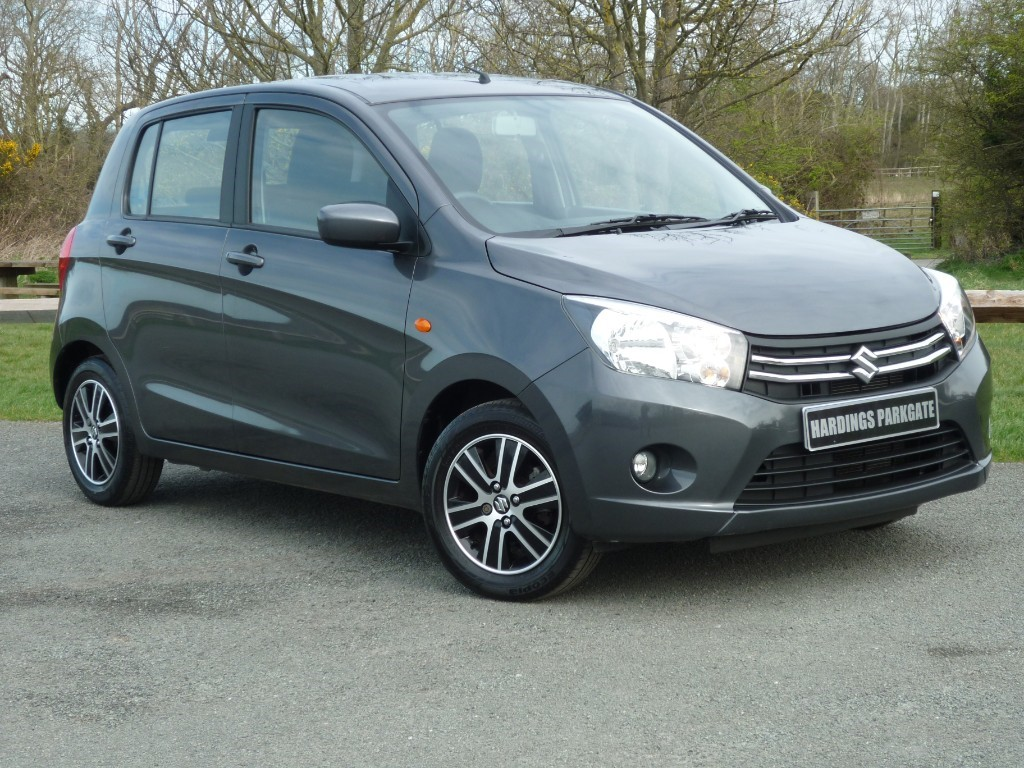 used Suzuki Celerio SZ4 WITH 2 YEAR FREE SERVICING* in wirral-cheshire