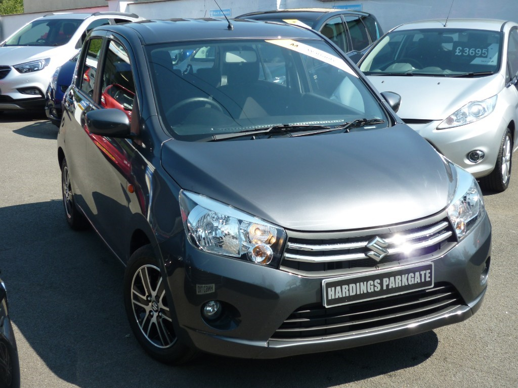 used Suzuki Celerio SZ4 + AA WARRANTY used cars in wirral-cheshire