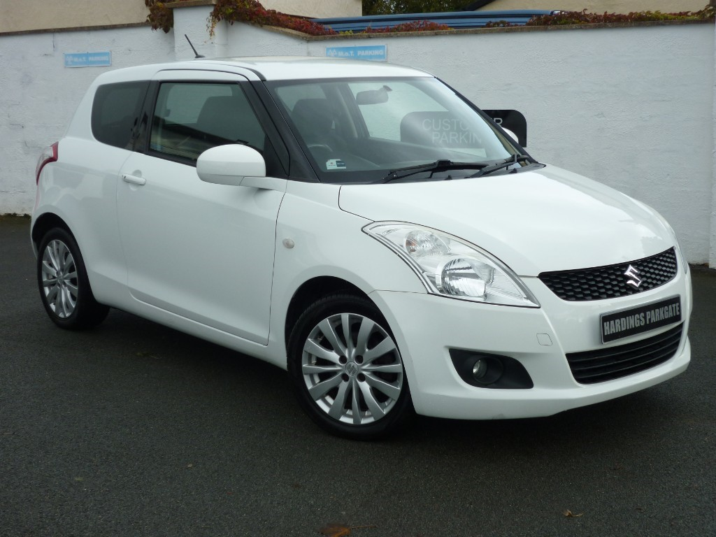 used Suzuki Swift SZ4 2 FREE SERVICES + FREE MOT'S FOR LIFE* used cars in wirral-cheshire