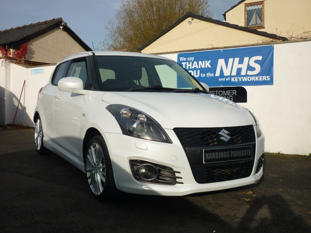 used Suzuki Swift SPORT used cars in wirral-cheshire