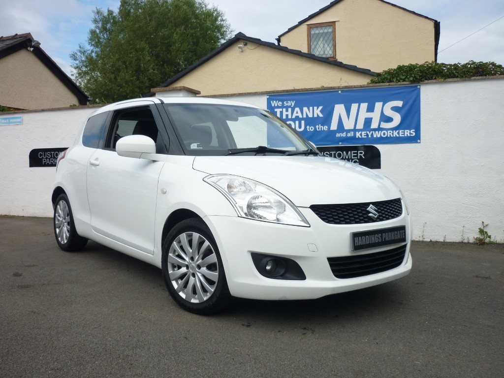 used Suzuki Swift SZ4 used cars in wirral-cheshire