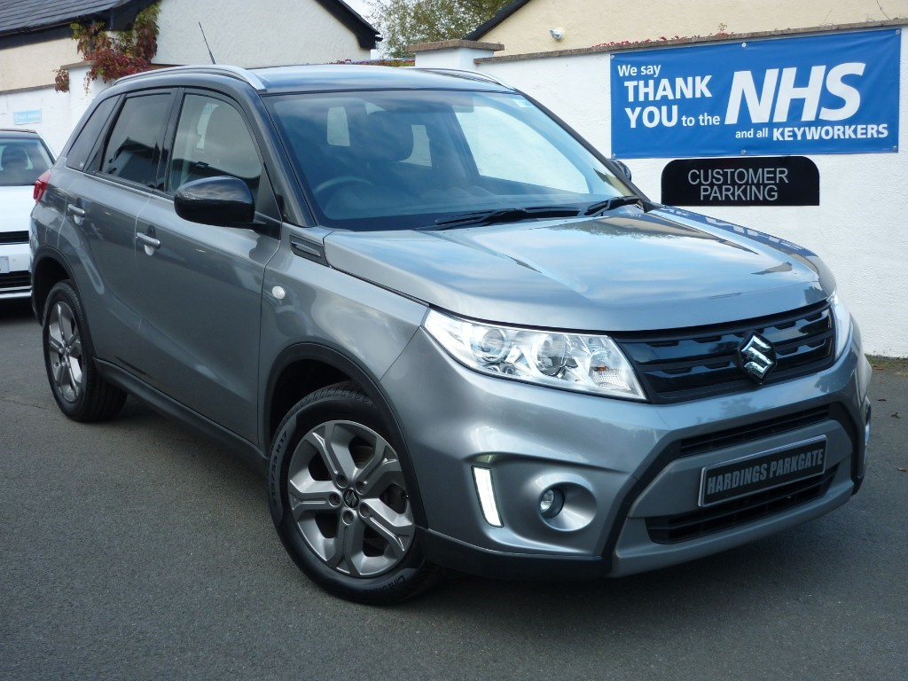used Suzuki Vitara SZ-T AUTO used cars in wirral-cheshire