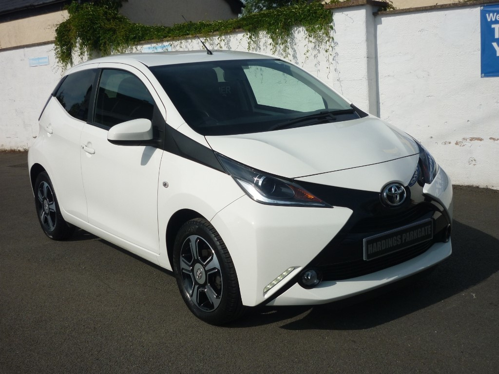 used Toyota Aygo VVT-I X-CLUSIV 3 used cars in wirral-cheshire