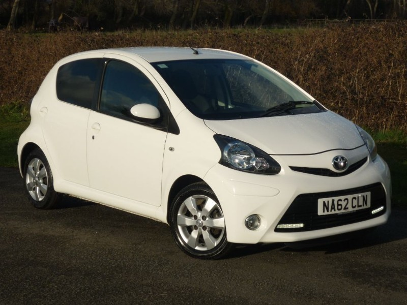 used Toyota Aygo VVT-I FIRE in wirral-cheshire