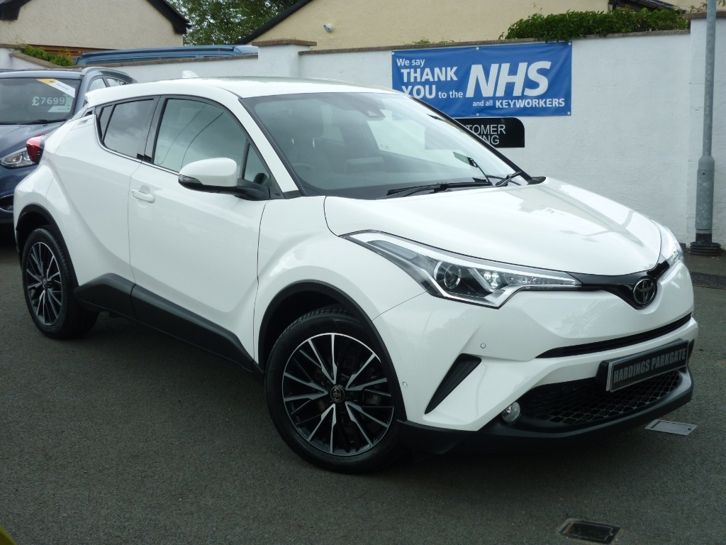used Toyota C-HR EXCEL WITH 2 YEARS FREE SERVICING* used cars in wirral-cheshire