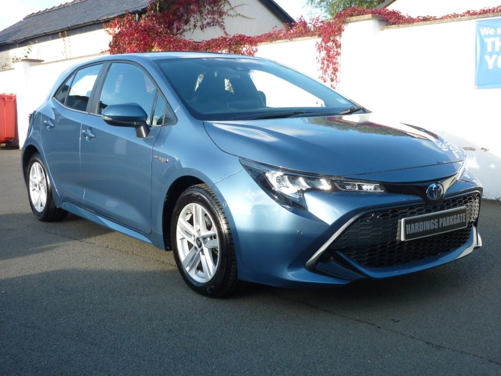 used Toyota Corolla ICON TECH HYBRID 2 YEARS FREE SERVICING* used cars in wirral-cheshire