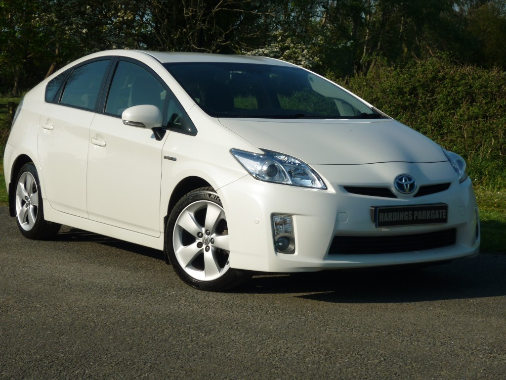 used Toyota Prius VVT-I T SPIRIT AUTO in wirral-cheshire
