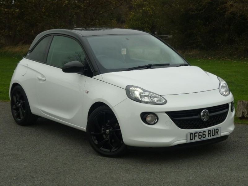 used Vauxhall Adam ENERGISED in wirral-cheshire