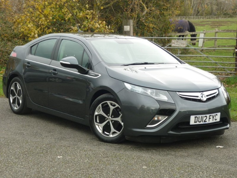 used Vauxhall Ampera ELECTRON 1 OWNER FULL SERVICE HISTORY in wirral-cheshire