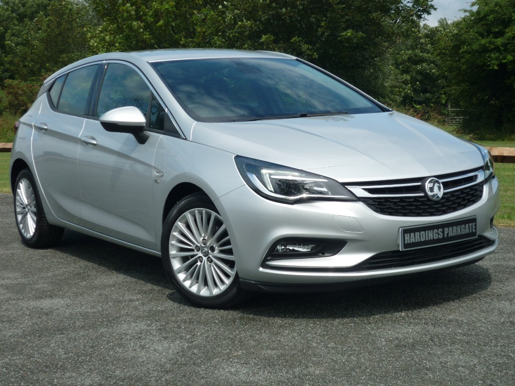 used Vauxhall Astra ELITE NAV in wirral-cheshire