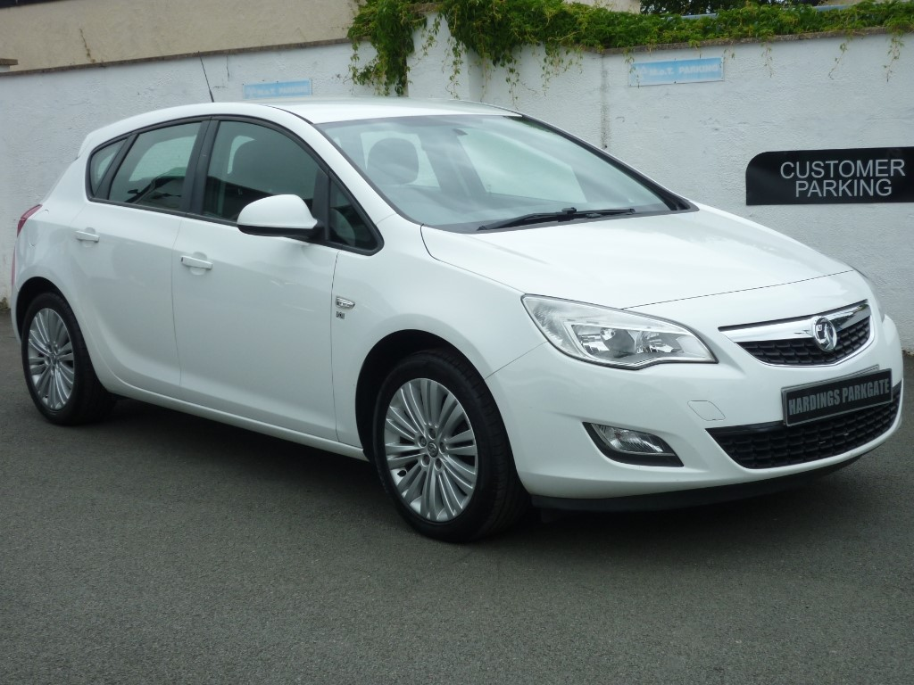 used Vauxhall Astra EXCITE used cars in wirral-cheshire