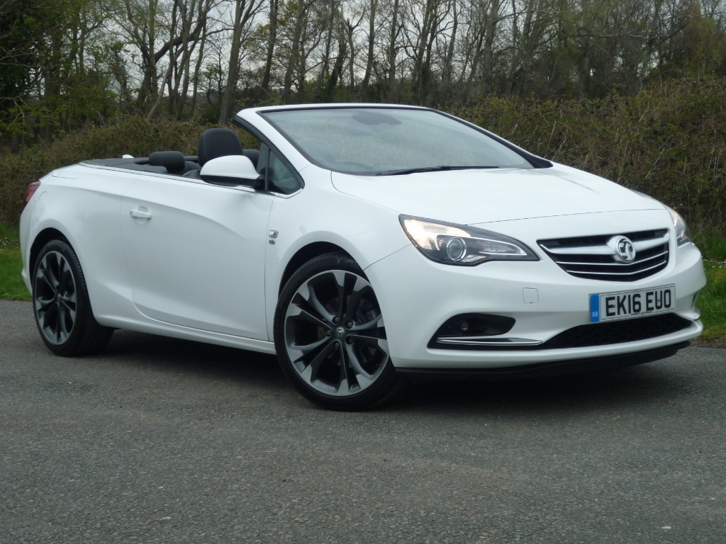 used Vauxhall Cascada ELITE AUTO in wirral-cheshire