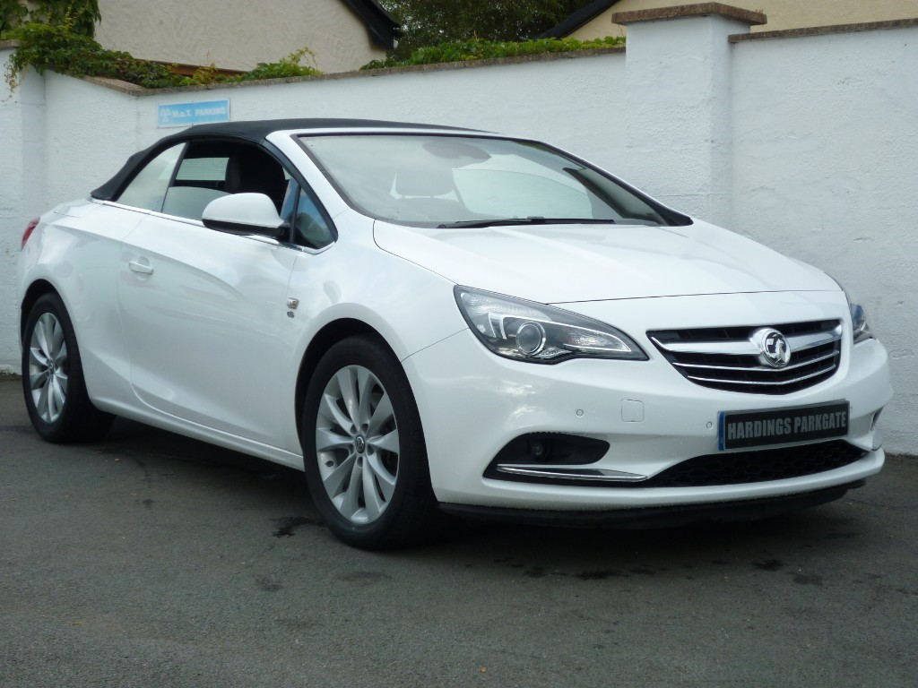 used Vauxhall Cascada ELITE AUTO used cars in wirral-cheshire