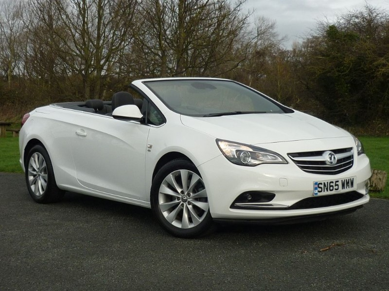 used Vauxhall Cascada ELITE CDTI S/S in wirral-cheshire