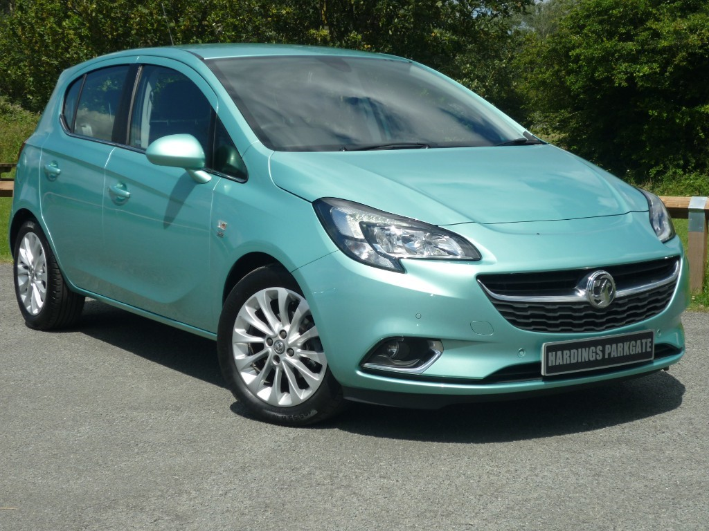 used Vauxhall Corsa SE ECOFLEX in wirral-cheshire