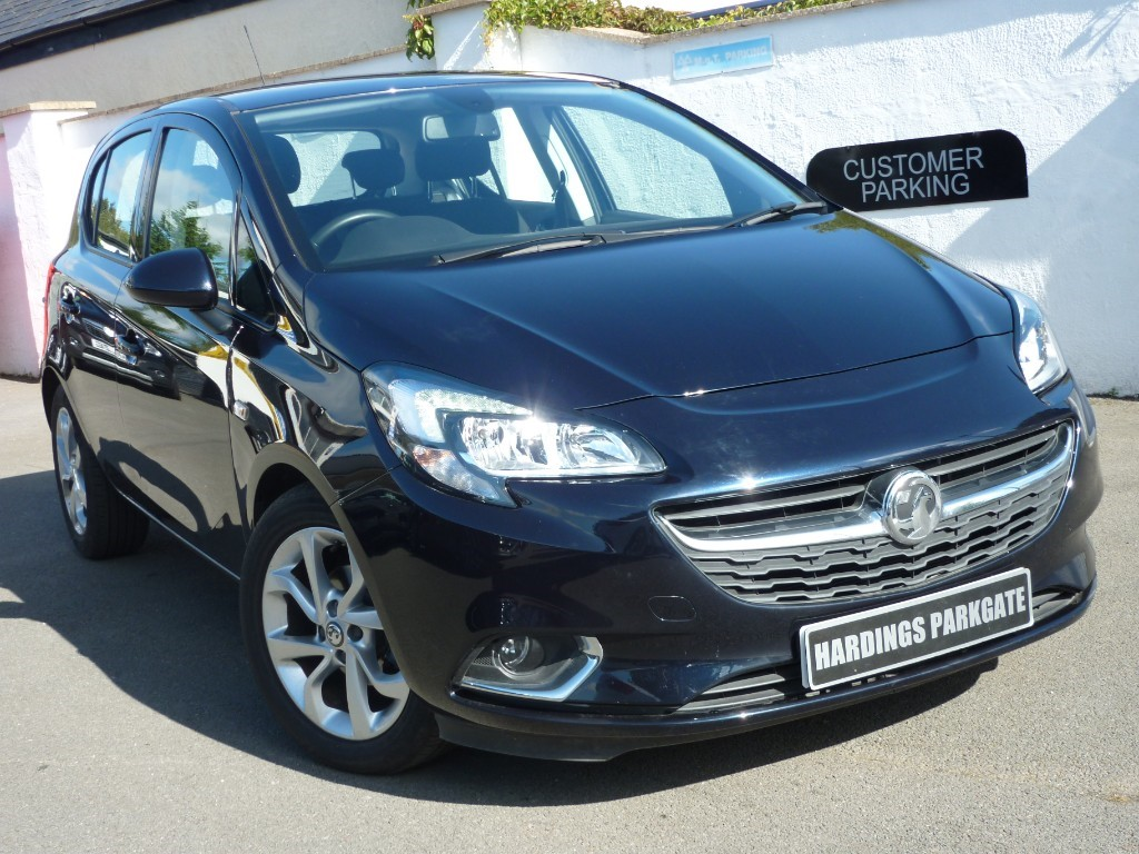 used Vauxhall Corsa SRI AUTO used cars in wirral-cheshire