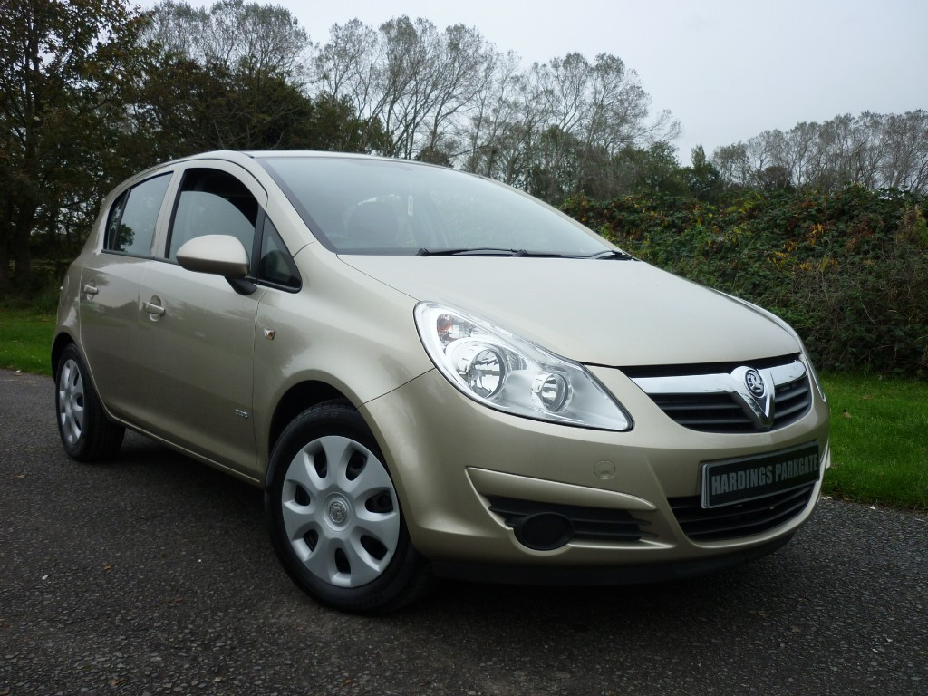 used Vauxhall Corsa CLUB AC 16V AUTO in wirral-cheshire