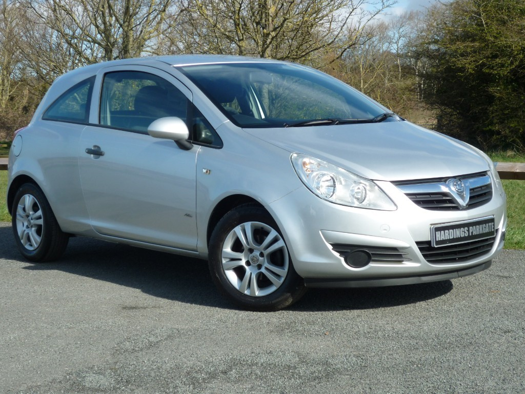 used Vauxhall Corsa ACTIVE  used cars in wirral-cheshire