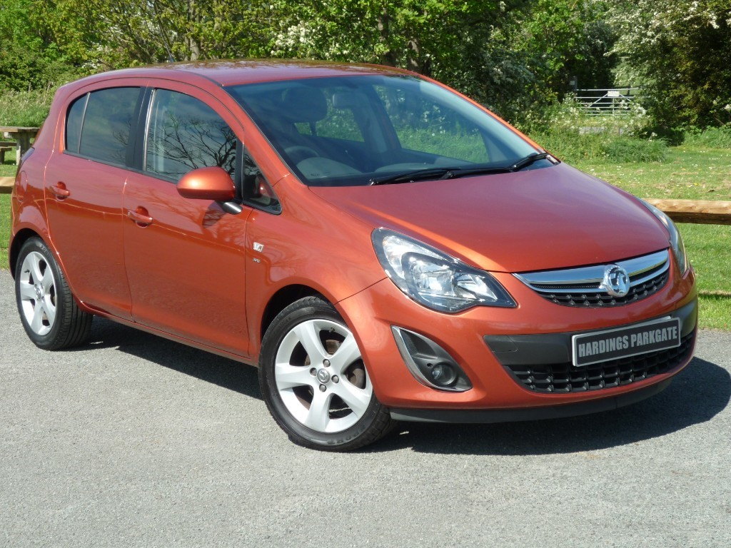 used Vauxhall Corsa SXI AC in wirral-cheshire