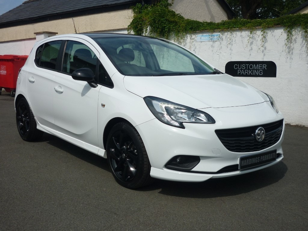 used Vauxhall Corsa SRI VX-LINE NAV BLACK EDITION 2 YEARS FREE SERVICING* used cars in wirral-cheshire