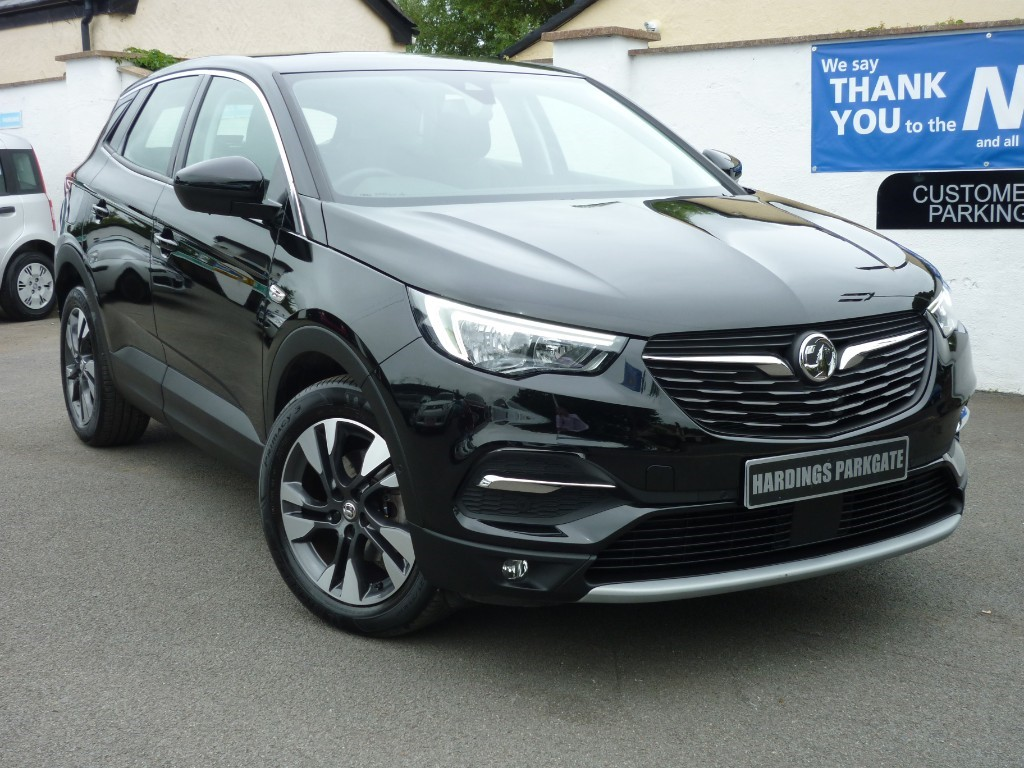 used Vauxhall Grandland X SPORT NAV S/S used cars in wirral-cheshire