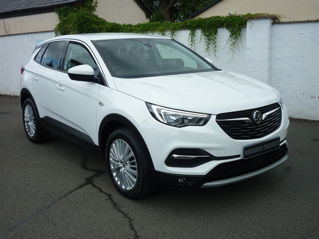 used Vauxhall Grandland X SPORT NAV S/S 2 YEARS FREE SERVICING* used cars in wirral-cheshire