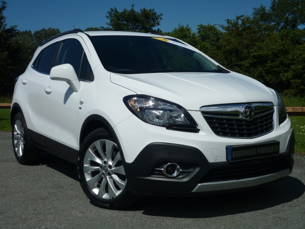 used Vauxhall Mokka SE CDTI AUTO in wirral-cheshire