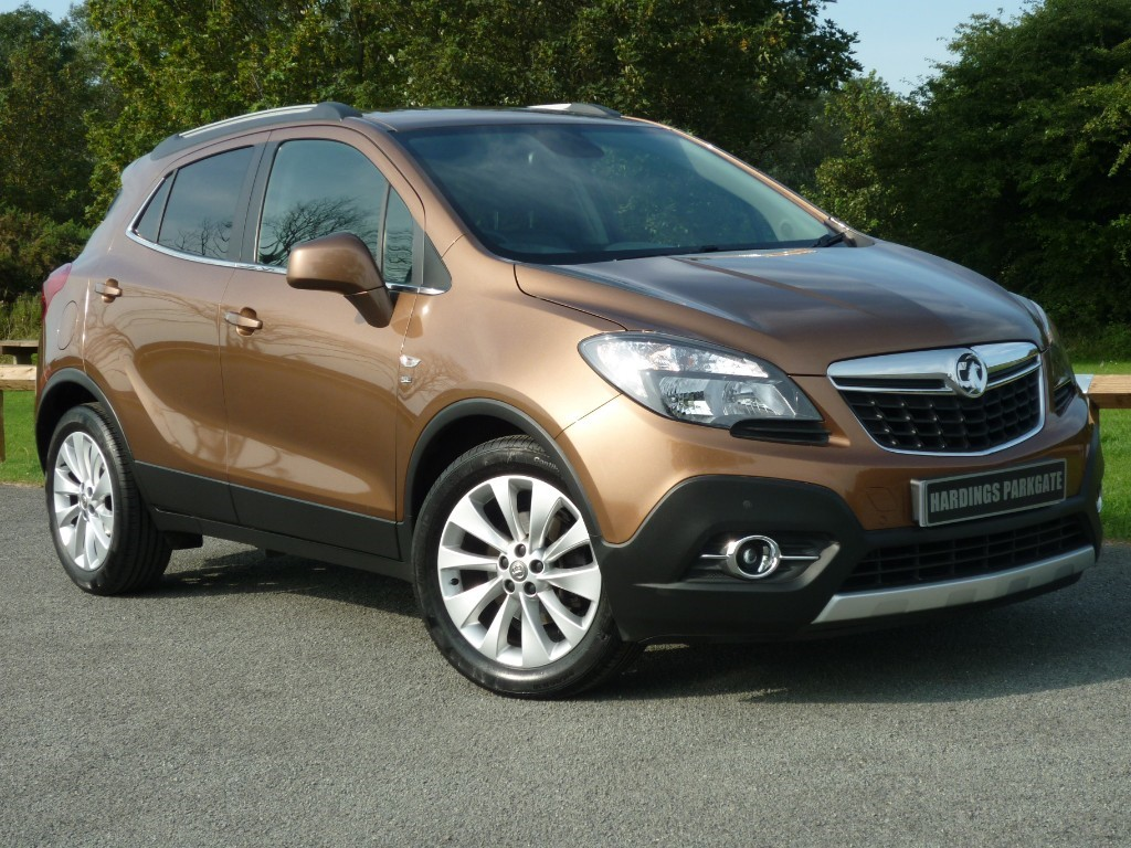 used Vauxhall Mokka SE S/S in wirral-cheshire