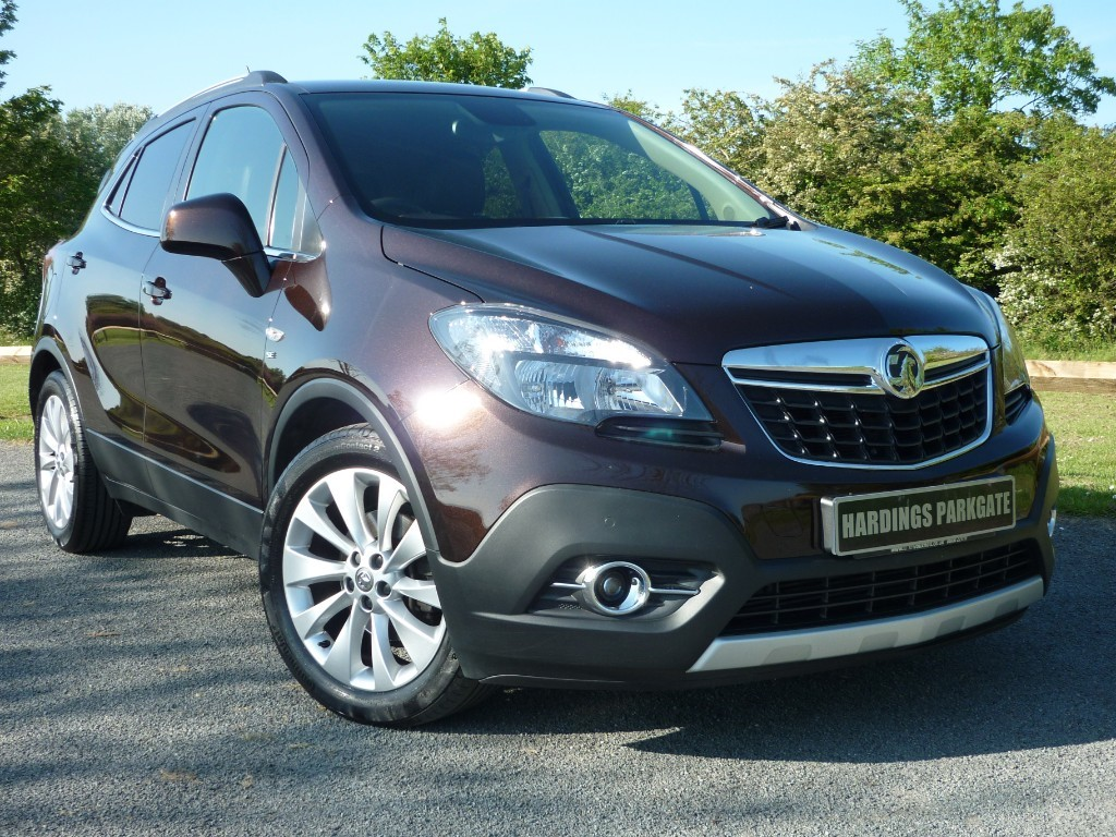 used Vauxhall Mokka SE AUTO in wirral-cheshire
