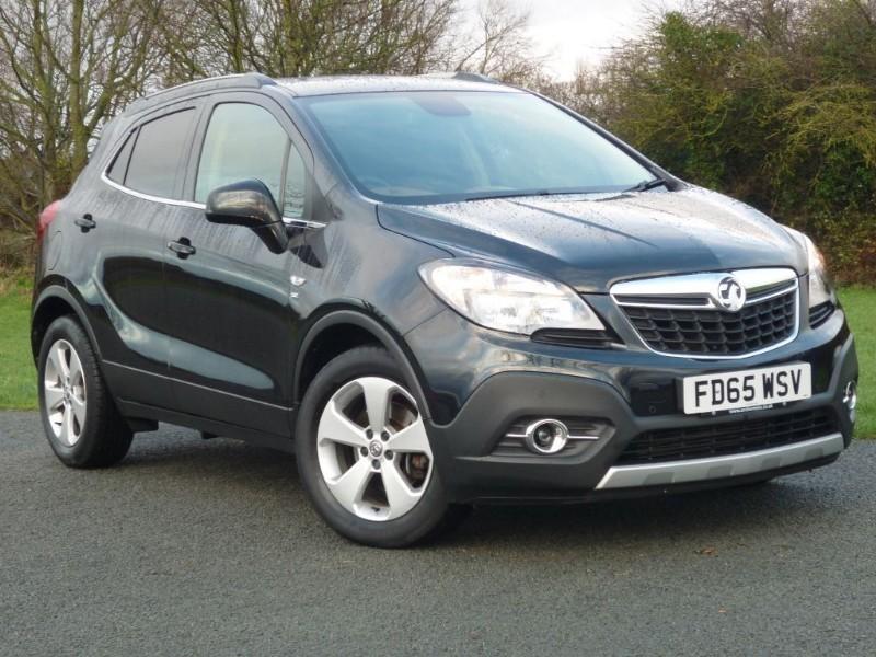 used Vauxhall Mokka SE CDTI ECOFLEX S/S in wirral-cheshire
