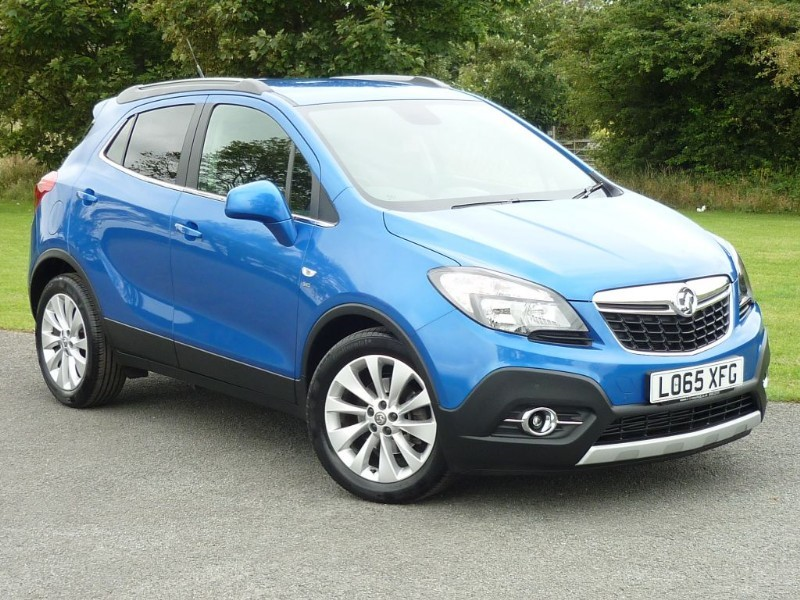 used Vauxhall Mokka Se 1.4T AUTO WITH 1 YEAR FREE AA MEMBERSHIP** in wirral-cheshire