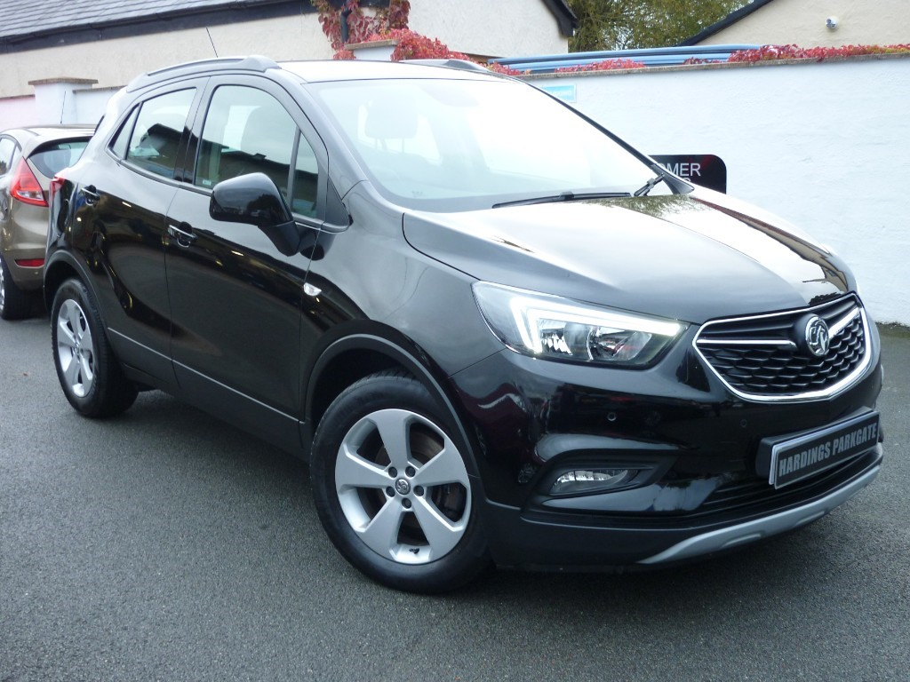 used Vauxhall Mokka X ACTIVE CDTI S/S NAV REVERSE CAMERA used cars in wirral-cheshire
