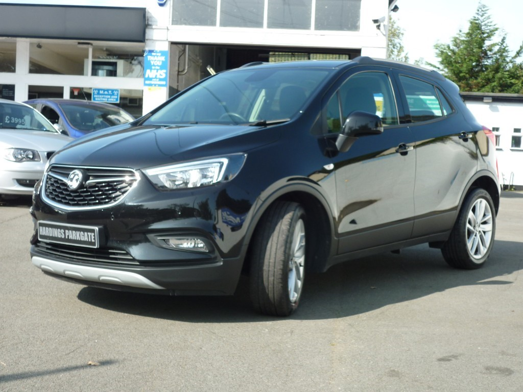used Vauxhall Mokka X DESIGN NAV AUTO WITH 2 YEARS FREE SERVICING* used cars in wirral-cheshire
