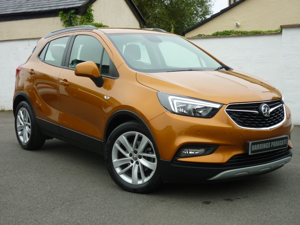 used Vauxhall Mokka X DESIGN NAV S/S used cars in wirral-cheshire