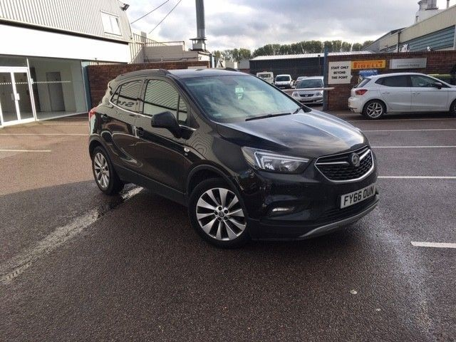 used Vauxhall Mokka X ELITE S/S in wirral-cheshire