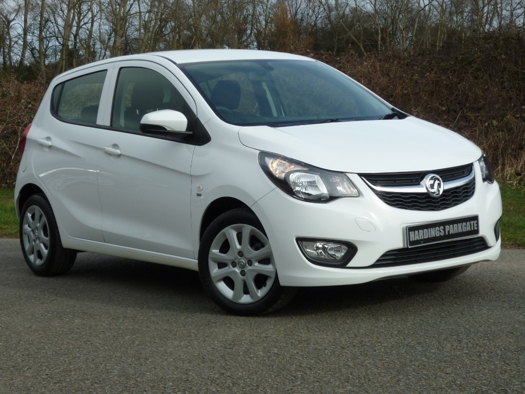 used Vauxhall Viva SE BALANCE OF MAKERS WARRANTY used cars in wirral-cheshire
