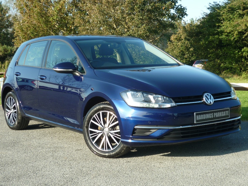 used VW Golf SE NAVIGATION TSI BLUEMOTION TECHNOLOGY in wirral-cheshire