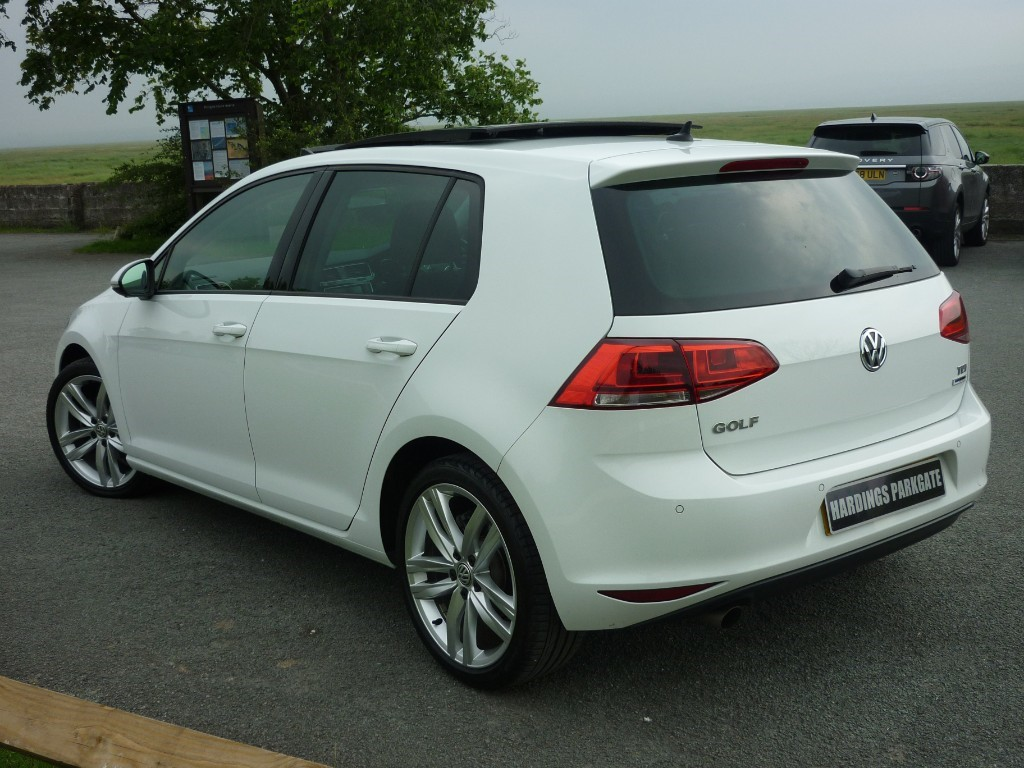Used Vw Golf >> Used Vw Golf For Sale Cheshire