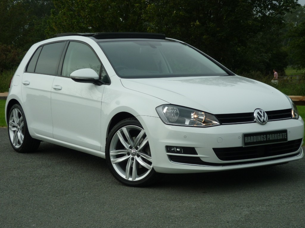 used VW Golf GT EDITION TDI BLUEMOTION TECHNOLOGY in wirral-cheshire