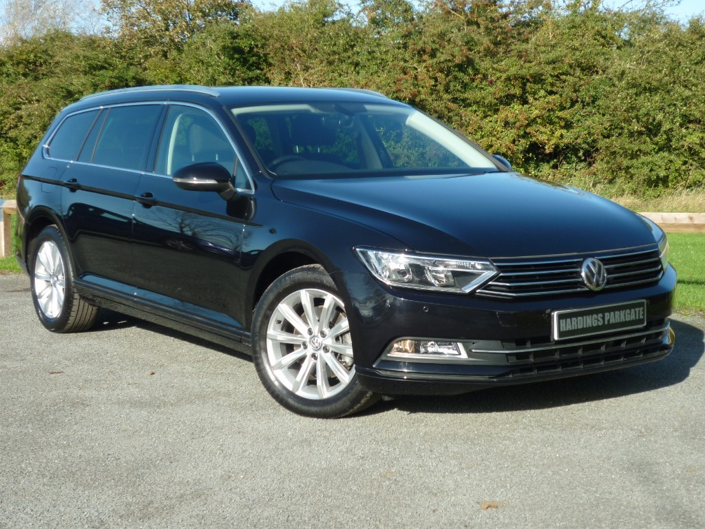 used VW Passat SE BUSINESS TDI BLUEMOTION TECHNOLOGY in wirral-cheshire