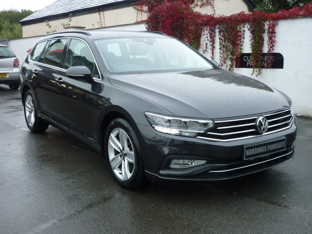 used VW Passat SE NAV TDI DSG AUTO 2 YEARS FREE SERVICING* used cars in wirral-cheshire