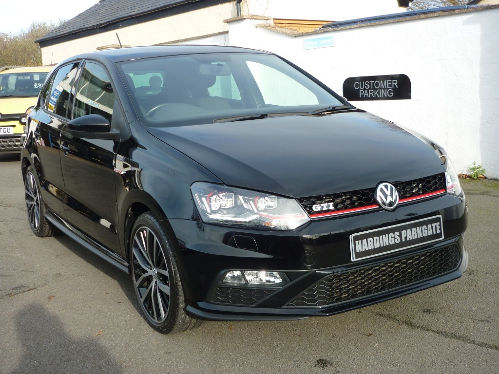 used VW Polo GTI WITH 2 YEARS FREE SERVICING* used cars in wirral-cheshire